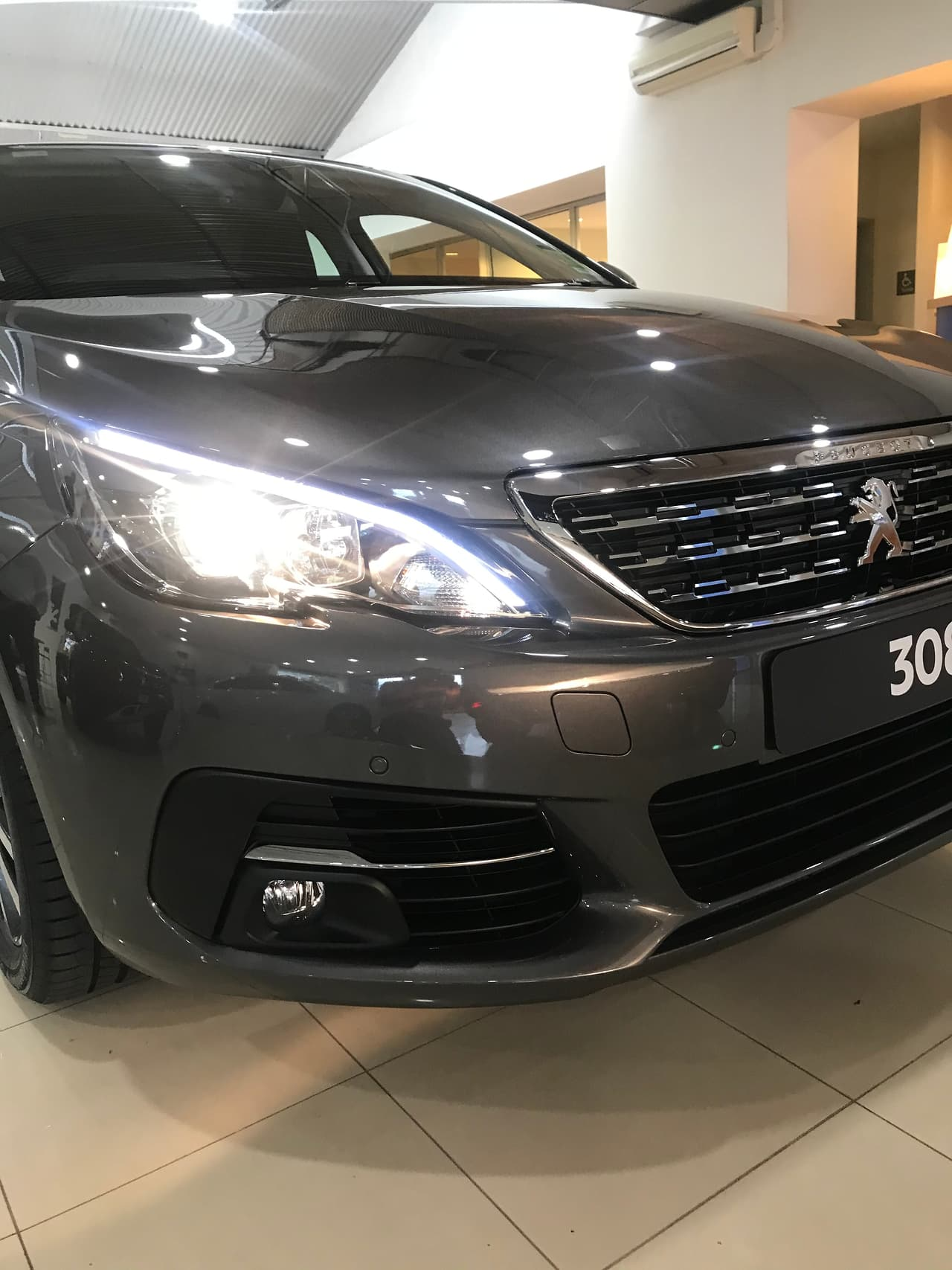 2020 PEUGEOT 308 Allure HATCHBACK